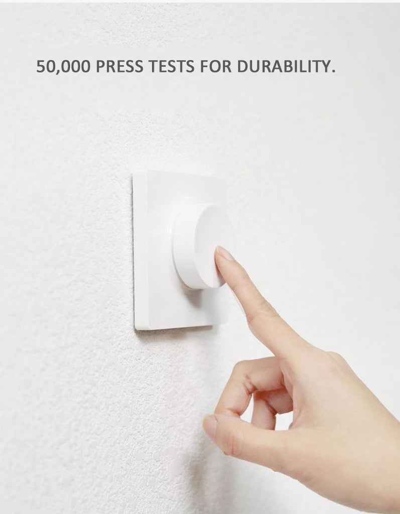 Bluetooth Wall Pasted Dimmer Smart Light Switch - Switch - Strip Switch