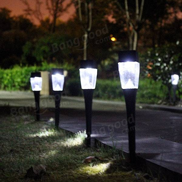 Solar Powered Garden LED Landscape Light 5