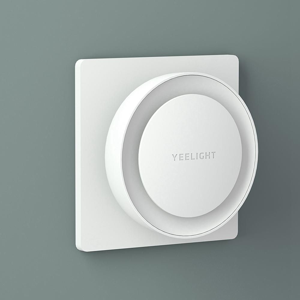 Ultra-Low Power Consumption Sensor Plug-in LED Night Light
