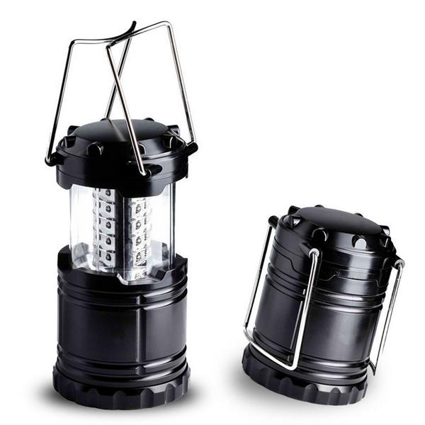 Portable 30 LED Stretchable Lantern Camping Lamp - Hiking Light - Camping Lamp