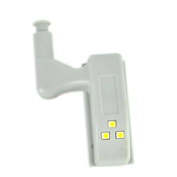 Battery Powered Hinge LED Night Light - Cabinet Lights - Night Light