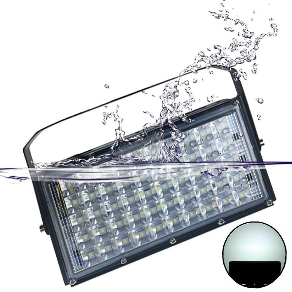 Waterproof LED Flood Light with Lens White Light