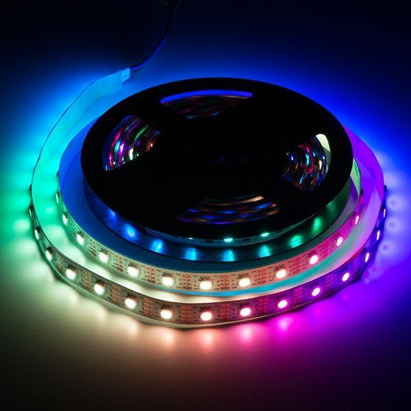 Smart LED Light Strips, Color Changing, Connects to Your Phone, and Smart Devices via WiFi