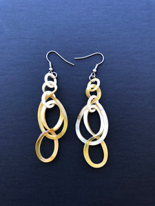 Long Dangle Earrings HE-191