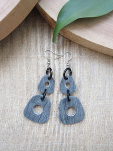 Matte Dangle Earrings HE-028