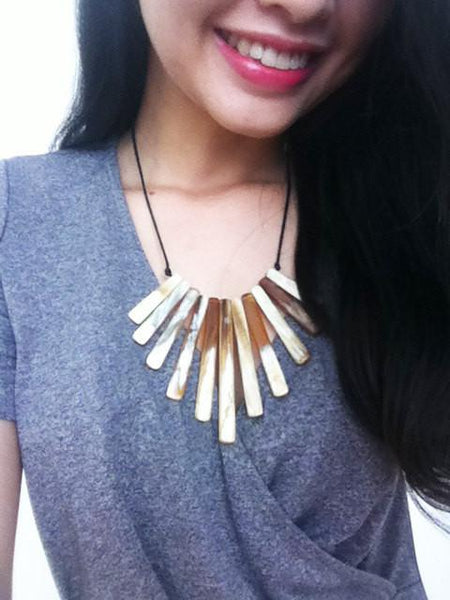 Bib Necklace HSN-003