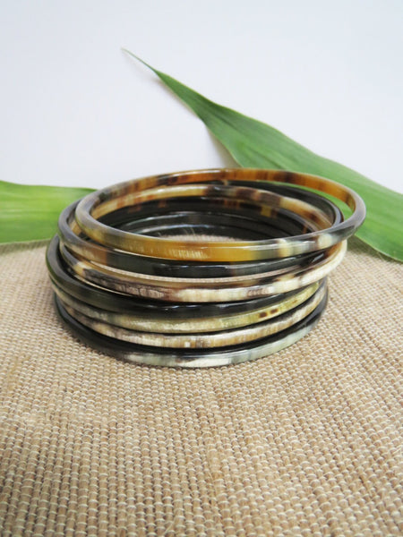 Bangle Bracelet Set - Bộ Vòng Ximen 3 Ly