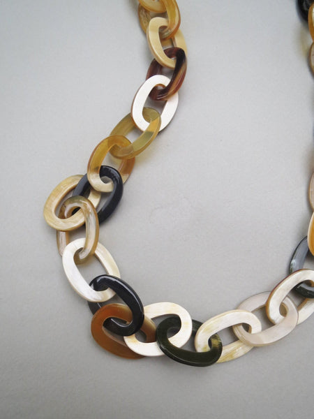 Chain Link Necklace HCN-005