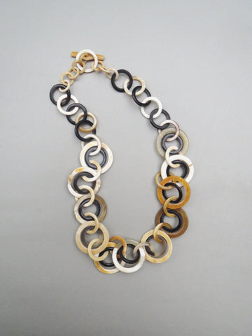 Short Chain Necklace HCN-008