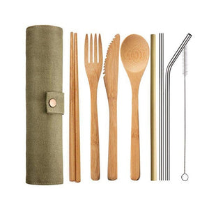 Zero Waste Utensil Set