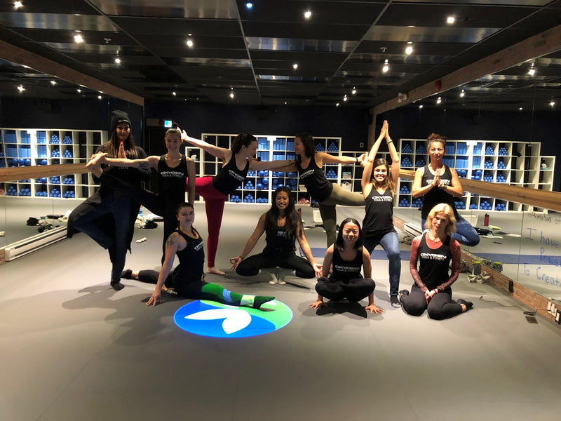 Small Business Feature: Oxygen Yoga & Fitness!