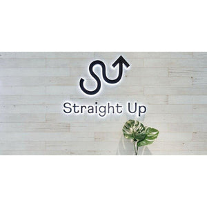 Straight Up - 50% off