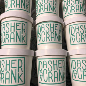 Dasher & Crank -  15% off
