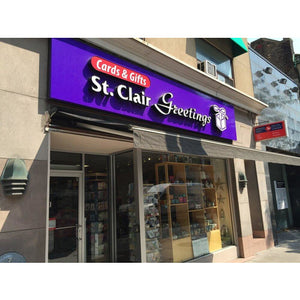St. Clair Greetings - 50% off