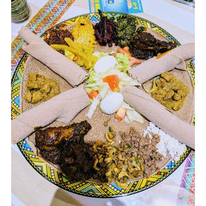 Lalibela Cuisine (Danforth) - 20% off