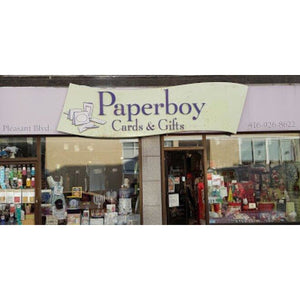 Paperboy Cards and Gifts - 50% off