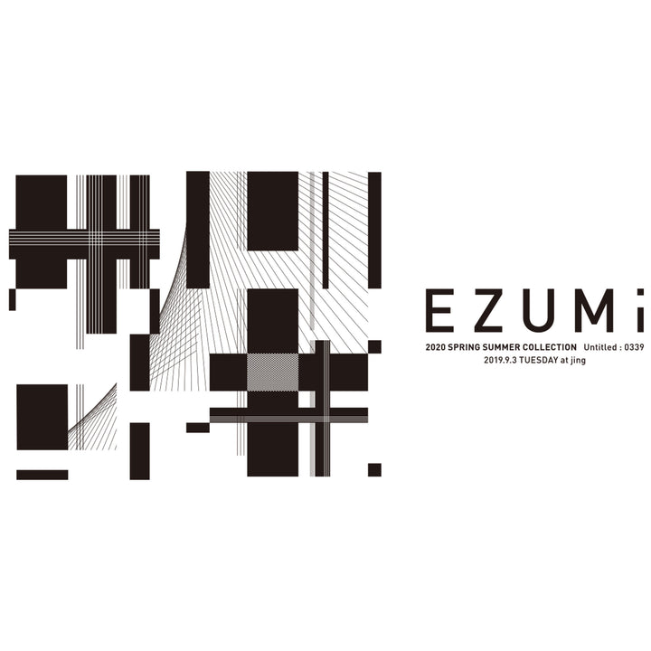 EZUMi 2020 Spring/Summer collection