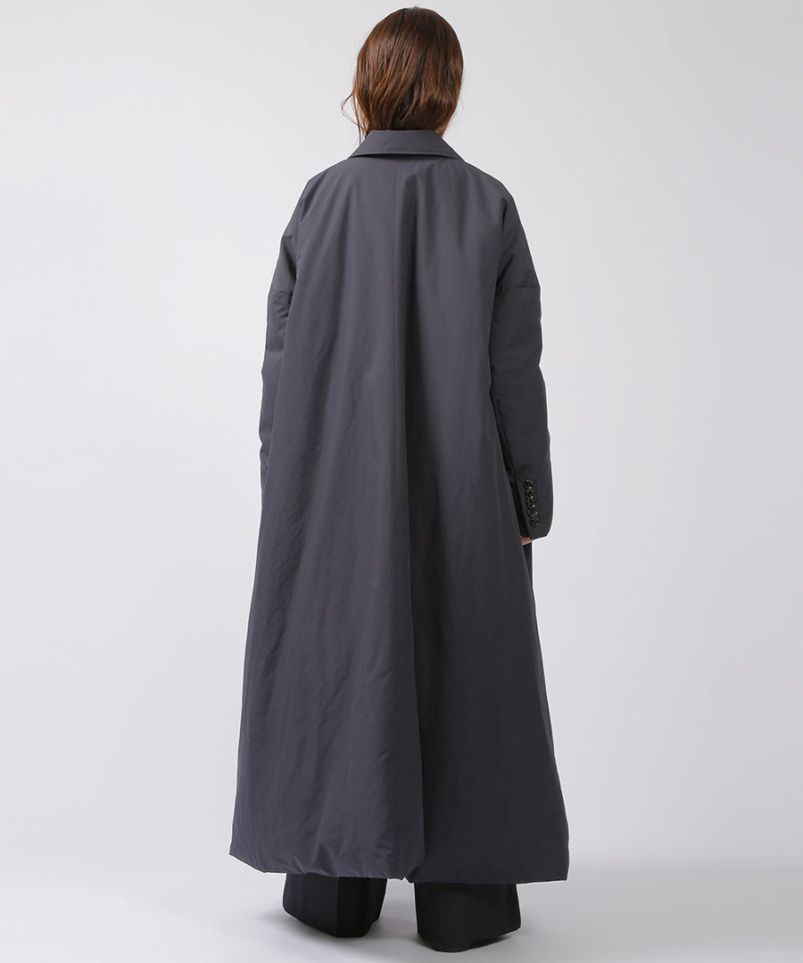 EZUMi W CHESTER FIELD DOWN COAT:CMALYW0902