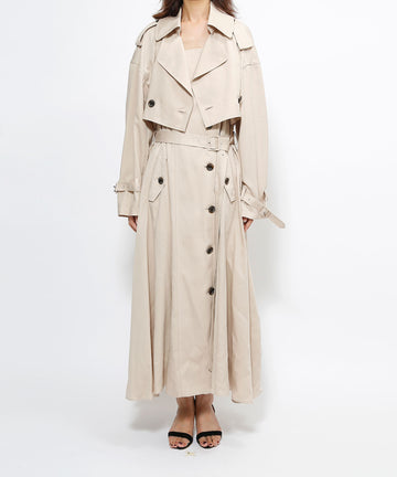 Reserved Items | Trench Coat: YESS21CT01