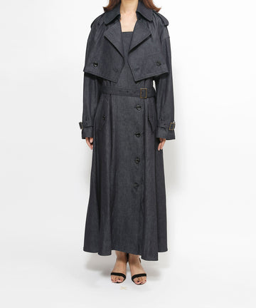 Pre-orders & Trench Denim Coats: YES21CT01D