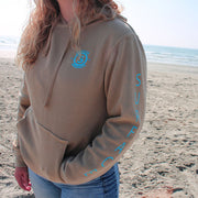 Diamond Women's Pullover - Sandstone