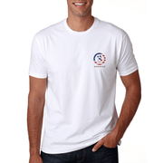 The Patriot Tee - White