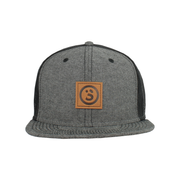 Standout Flat Bill Snap Back
