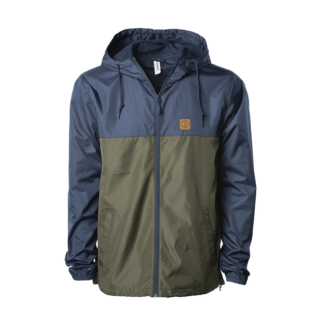 The Standout Windbreaker