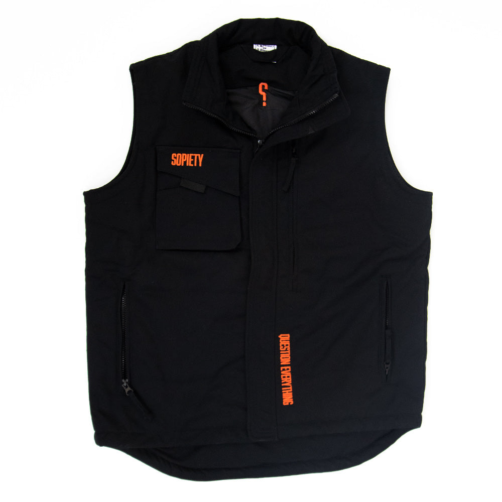 SOPIETY TACTICAL VEST