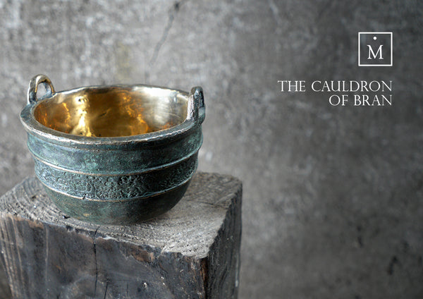 The Cauldron of Bran - Celtic Legends