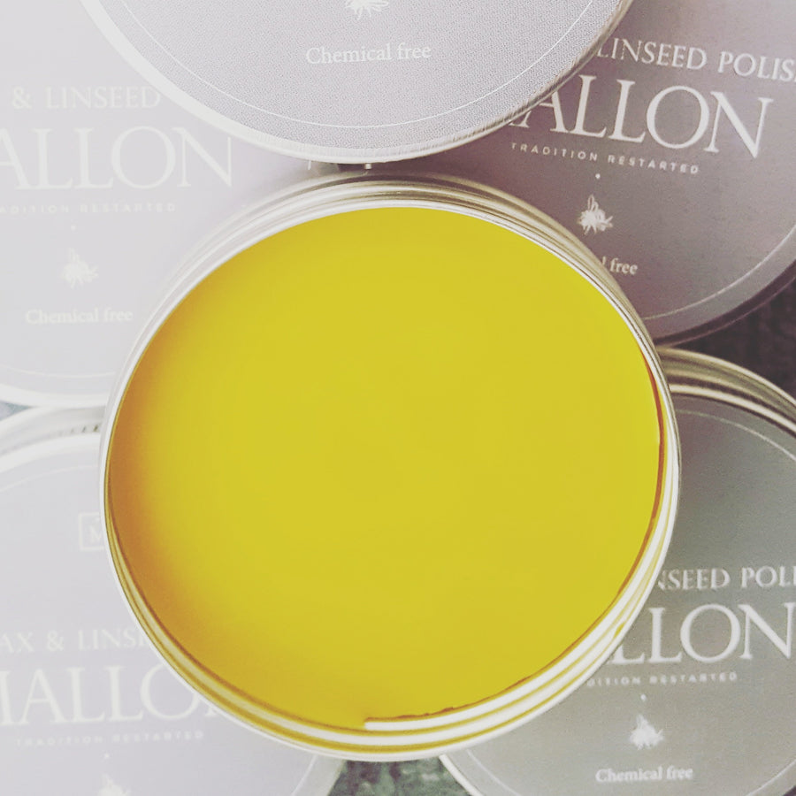 Beeswax and Linseed Polish - Mallon Ireland