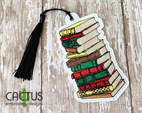 Books Bookmark\Bag Tag