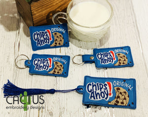 CA Cookie Bookmark\Bag Tag