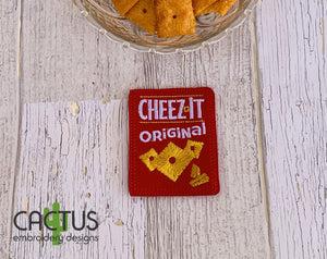 Crackers Original Feltie