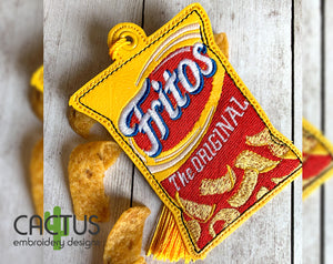 F Chips Bookmark\Bag Tag