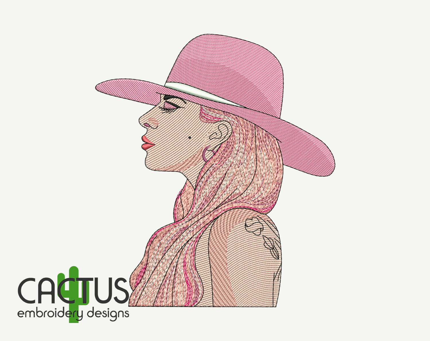 Joanne Embroidery Design