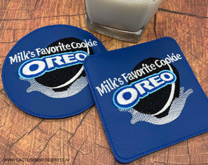 O Cookie Coaster