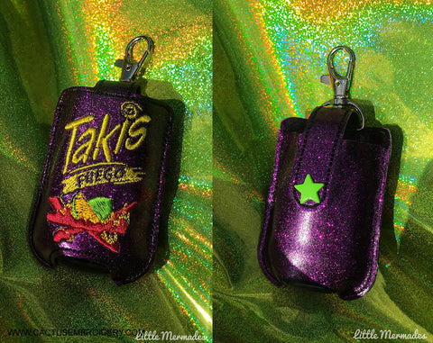 T Snack Sanitizer Holder