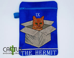 The Hermit Zipper Bag