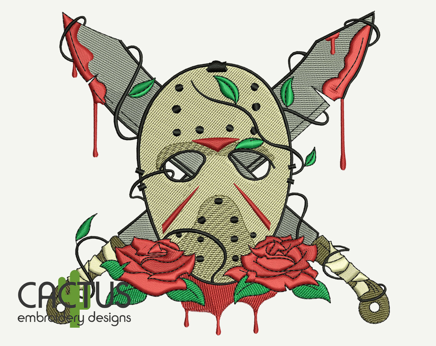 Jason Embroidery Design