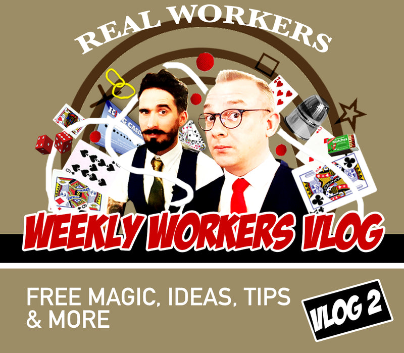 Weekly Workers Vlog 2
