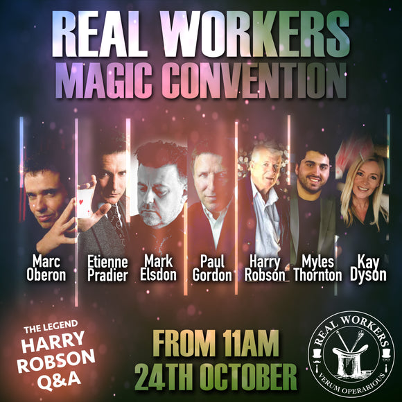 RW Magic Convention