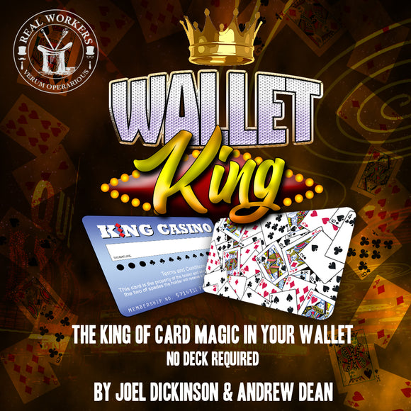 Wallet King by Joel Dickinson & Andrew Dean
