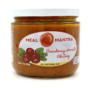 Meal Mantra Cranberry Tomato Chutney