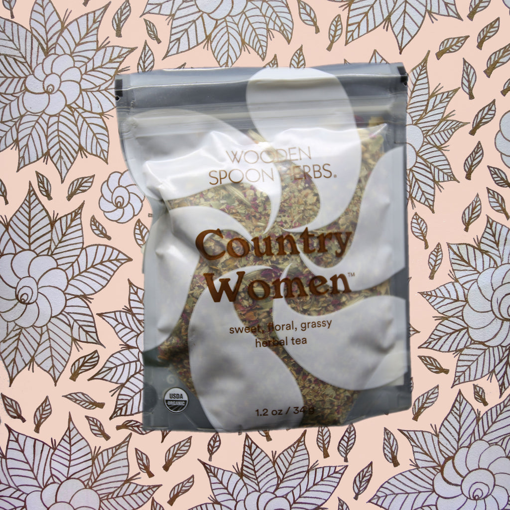 Country Women Tea