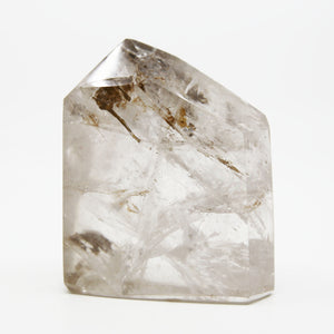 Veiled Quartz with Inclusions