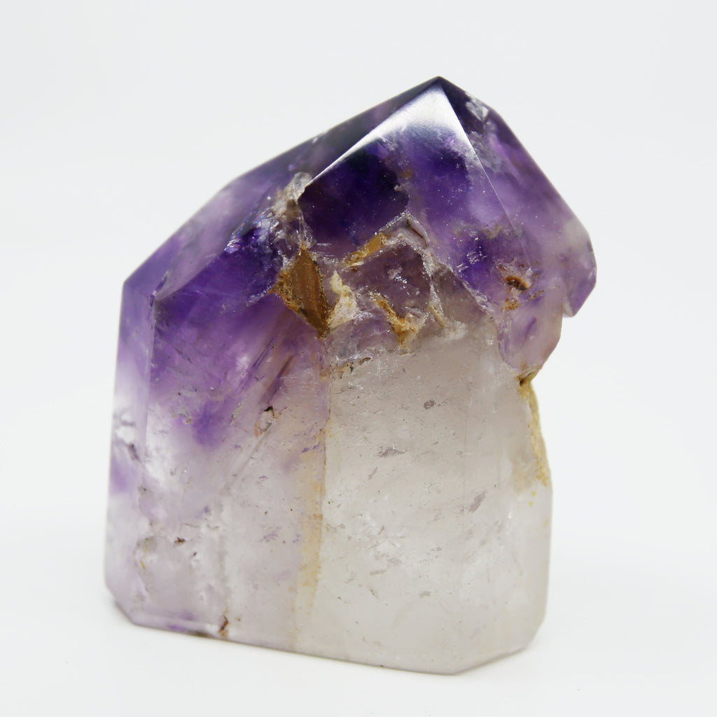 Amethyst Quartz Tower