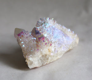 Aura Quartz Crystal