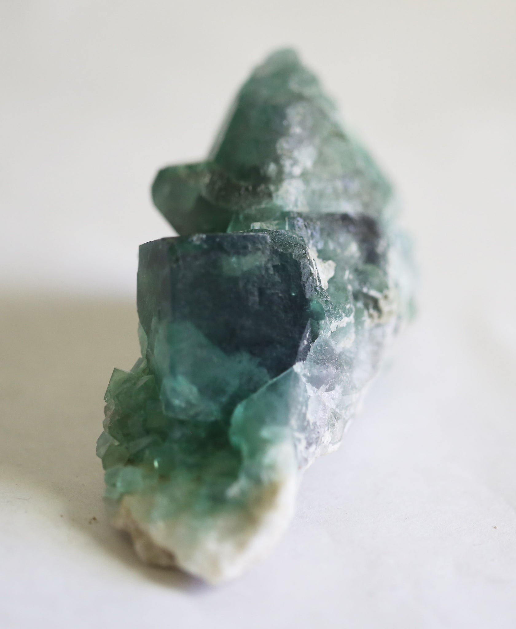 Small Cubic Fluorite Freeform