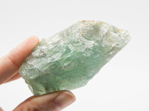 Natural Green Fluorite Crystal